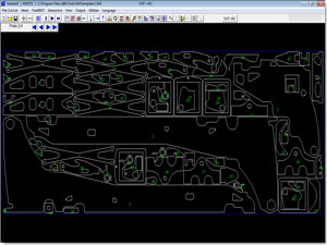 cnc nesting software for plasma, oxy, waterjet and laser cutting machines