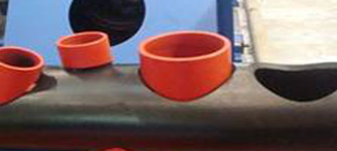 FastPIPE system for profiling heavy pipe and tube