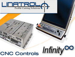 Linatrol's Infinity provides PC based CNC with integrated Motion Control.  Photo c
